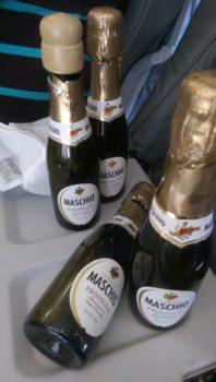 Alitalia prosecco