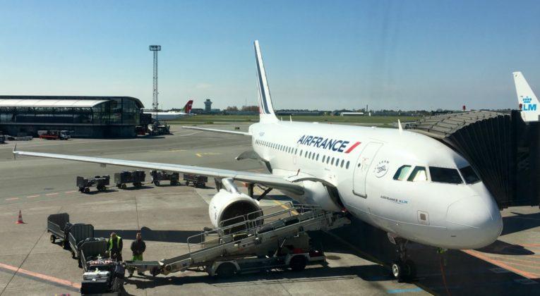 Air France Airbus A318 CPH