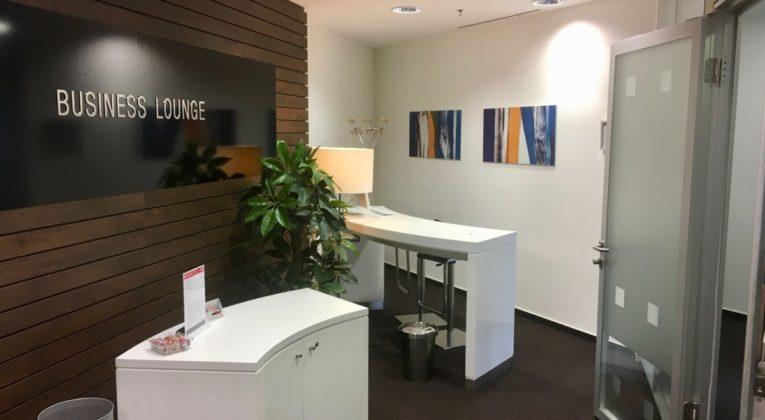 Regus Business Lounge Frankfurt Messeturm