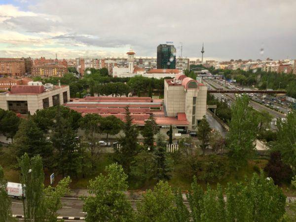 Novotel Madrid Puenta de la Paz