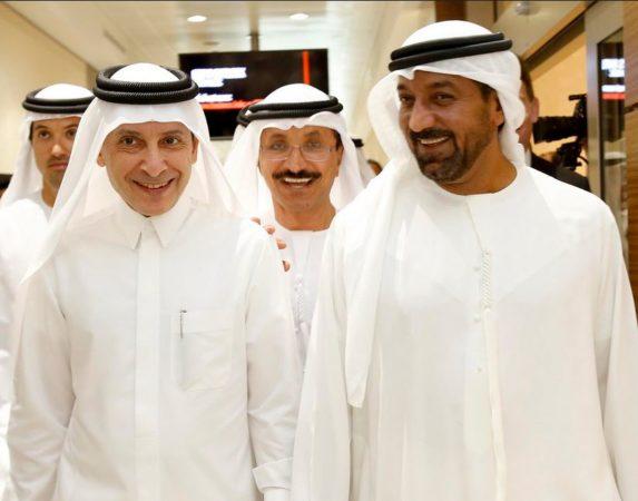 De CEO's van Qatar en Emirates konden het eerder wel goed met elkaar vinden