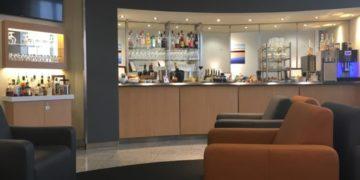 Lufthansa lounge i Athen