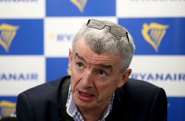 OLeary Ryanair