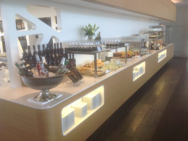 Swiss Business Lounge