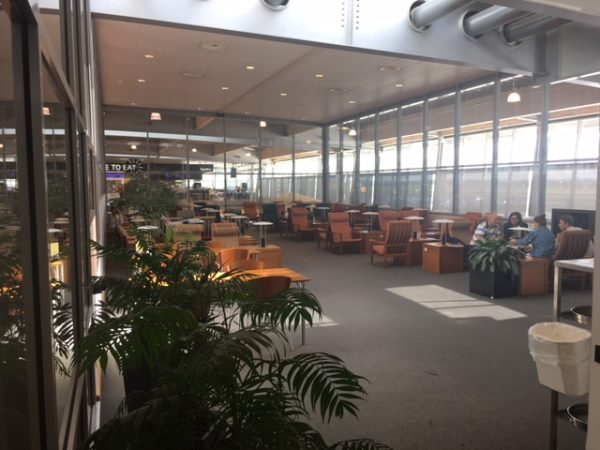 King Amlet lounge i Billund