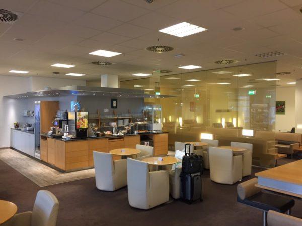 Skyteam lounge Frankfurt