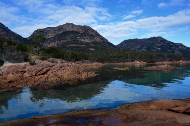 Freychinet National Park, Tasmanien