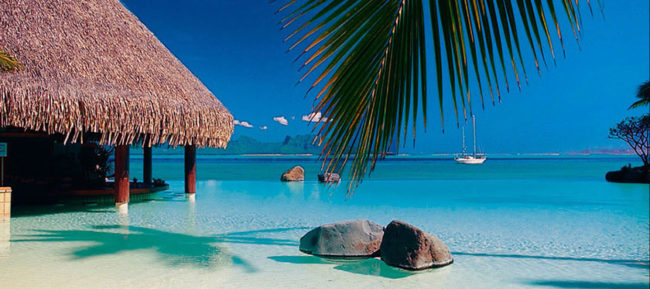 InterContinental Hotel Bora Bora Tahiti