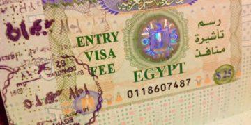 Egypten visum