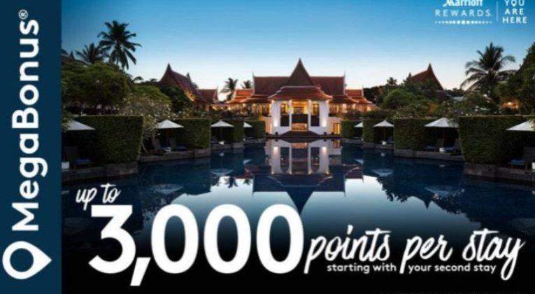 Marriott Rewards Megabonus