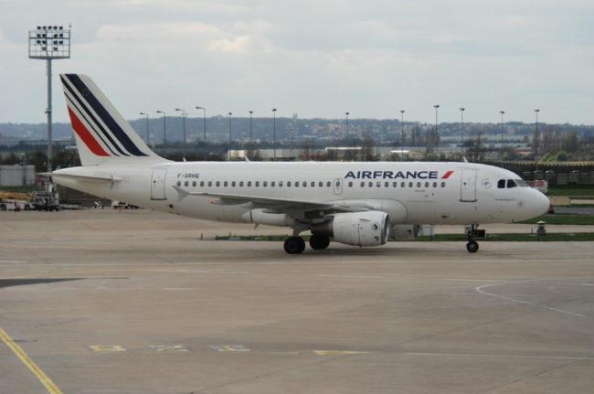 Air France A319