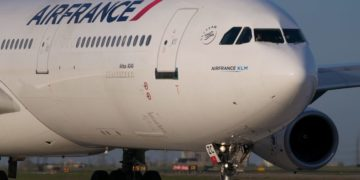 Air France Airbus A340