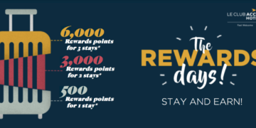 Accor - The rewards days