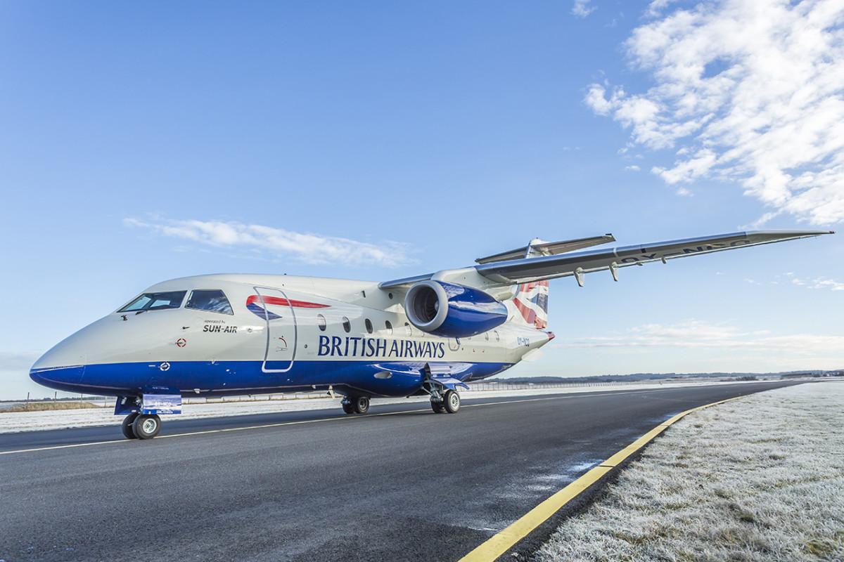 Sun-Air tilbyder Fast Track til alle passagerer i Billund ...