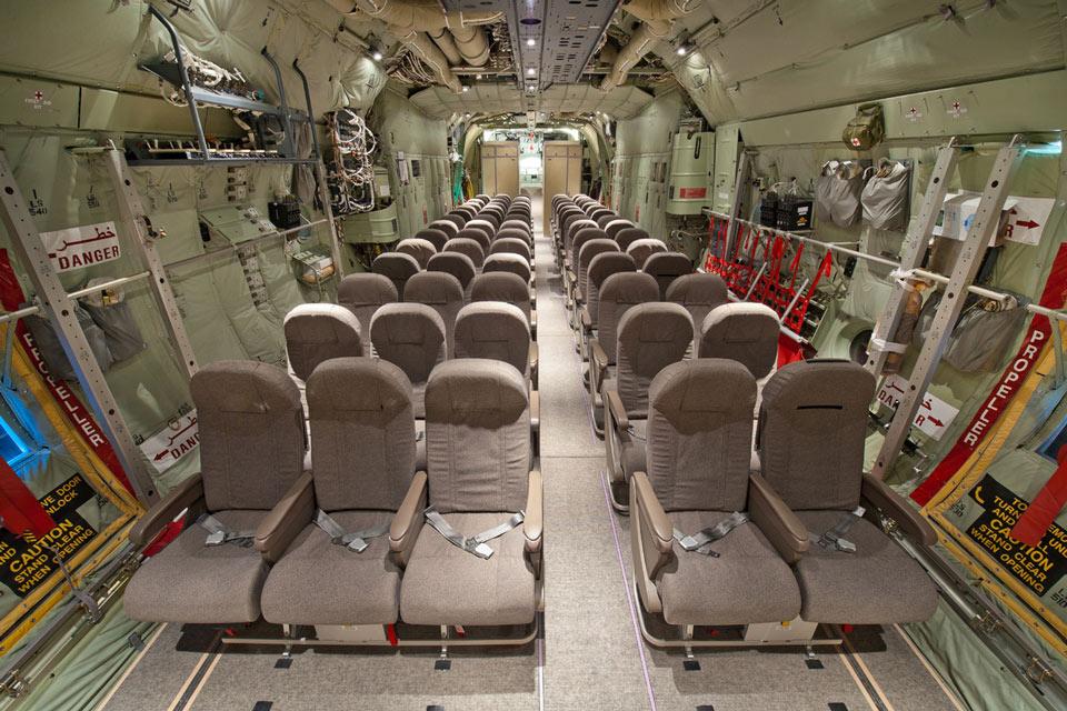 Qantas løfter sløret ideer om passagerer i bagagerum ...