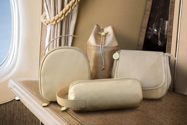 Emirates amenity kit til kvinder