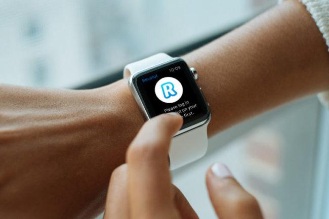 Revolut Apple Watch