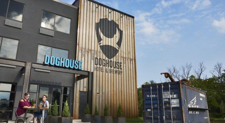 BrewDog Doghouse Hotel Columbus Ohio