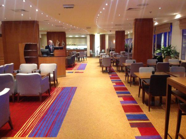 Executive Lounge Hilton Prague