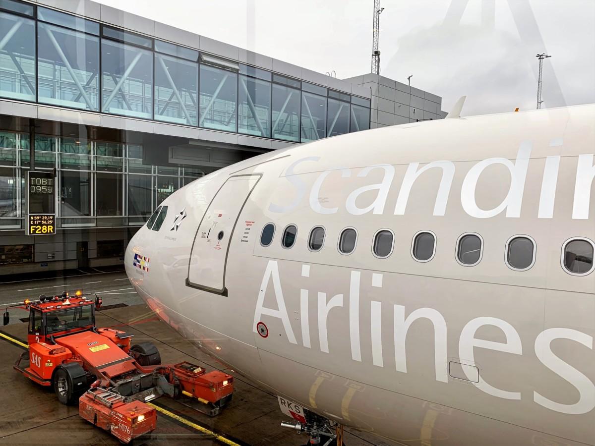 SAS giver nu dobbeltpoint på din næste flyrejse...