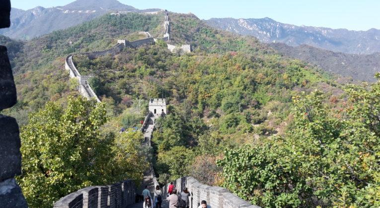 Muren ved Mutianyu