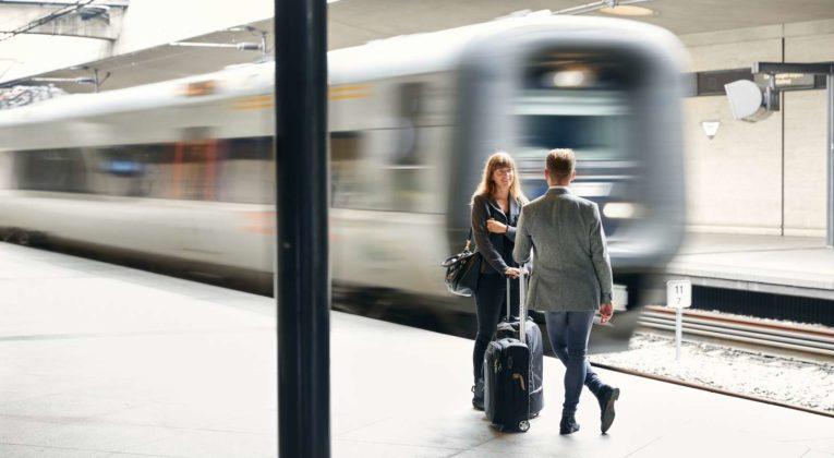 Københavns Lufthavn tog