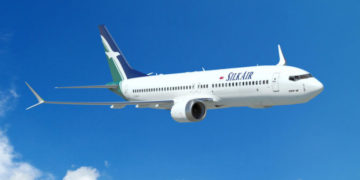 SilkAir Fly
