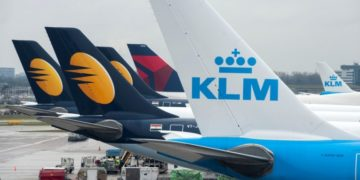 Jet Airways KLM