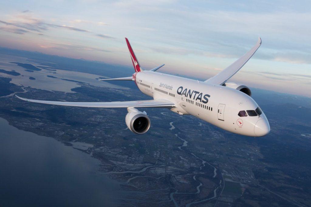 Qantas erstatter dets Boeing 747 med nye Boeing 787 Dreamlinere (Billede: Qantas)