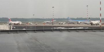 View Lufthansa Business Lounge MXP