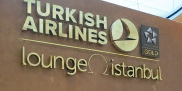 Bonusfeber - Turkish Airlines Lounge