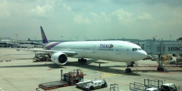 Bonusfeber - Thai Airways Business Class