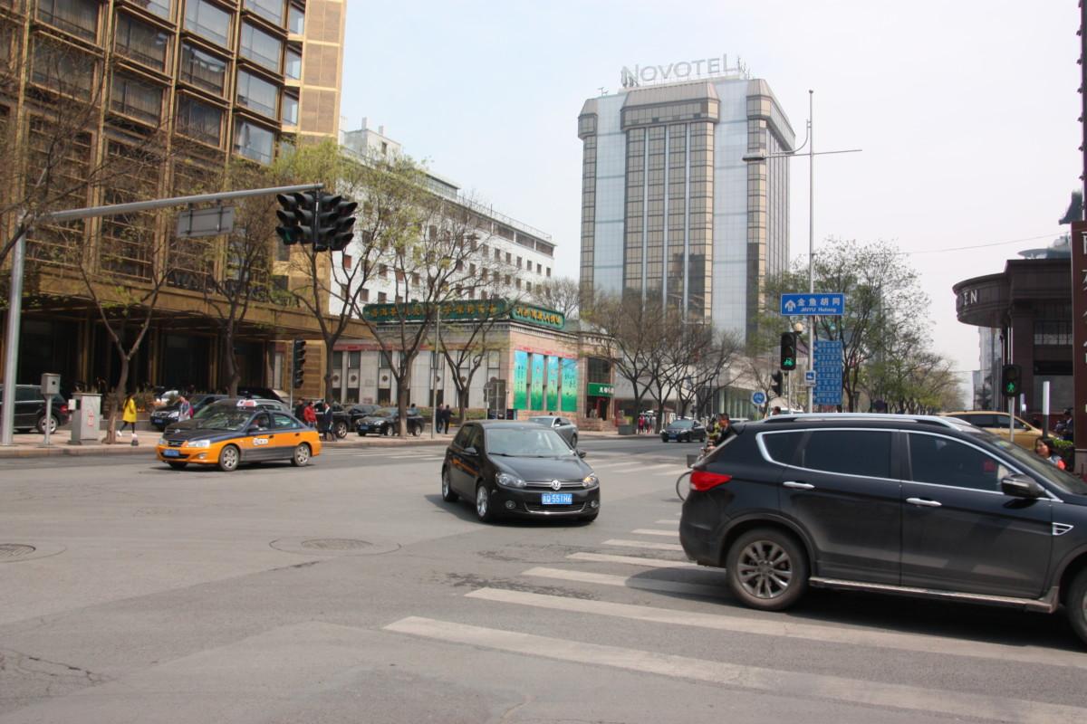 Anmeldelse: Novotel Beijing Peace - InsideFlyer DK