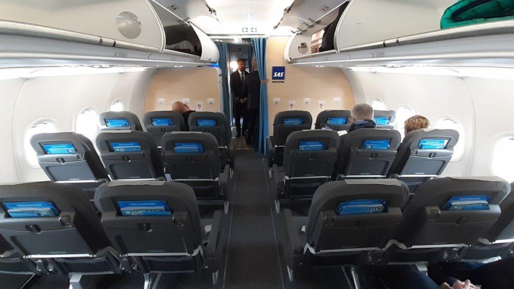 SAS Plus kabine