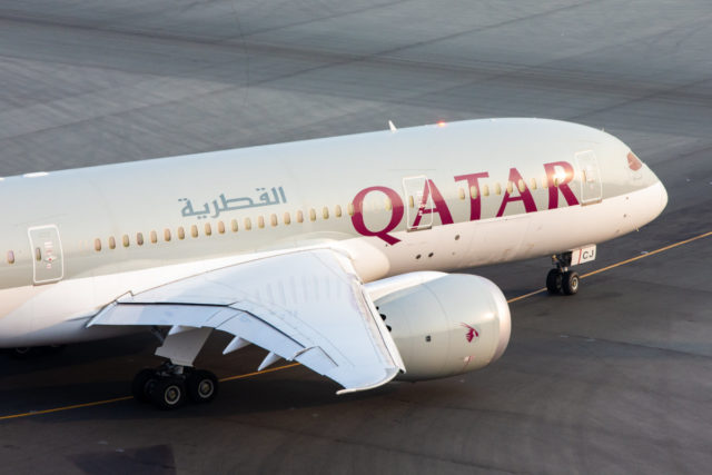 Billede: Qatar Airways