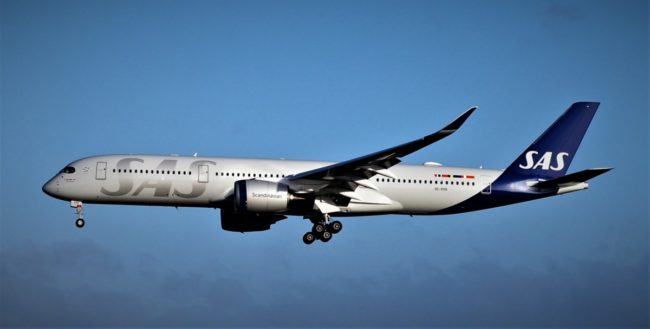 SAS Airbus A350 - SE-RSB
