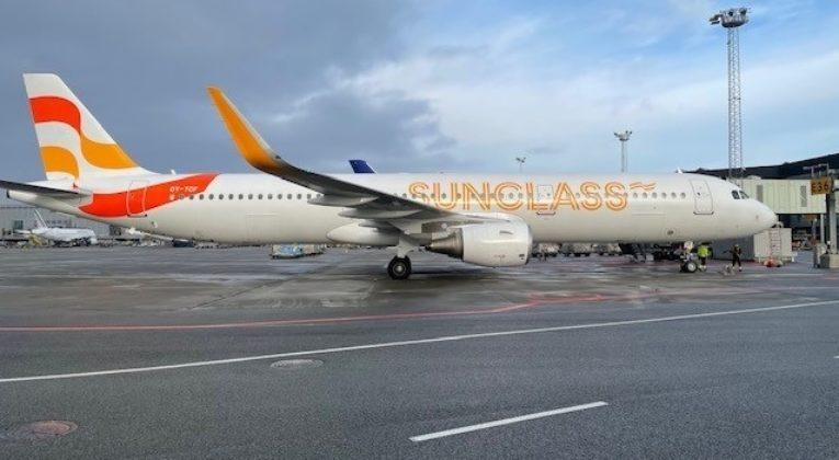 Sunclass A321-211