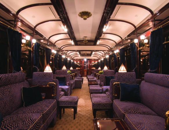 Belmond Orient Express - Bar