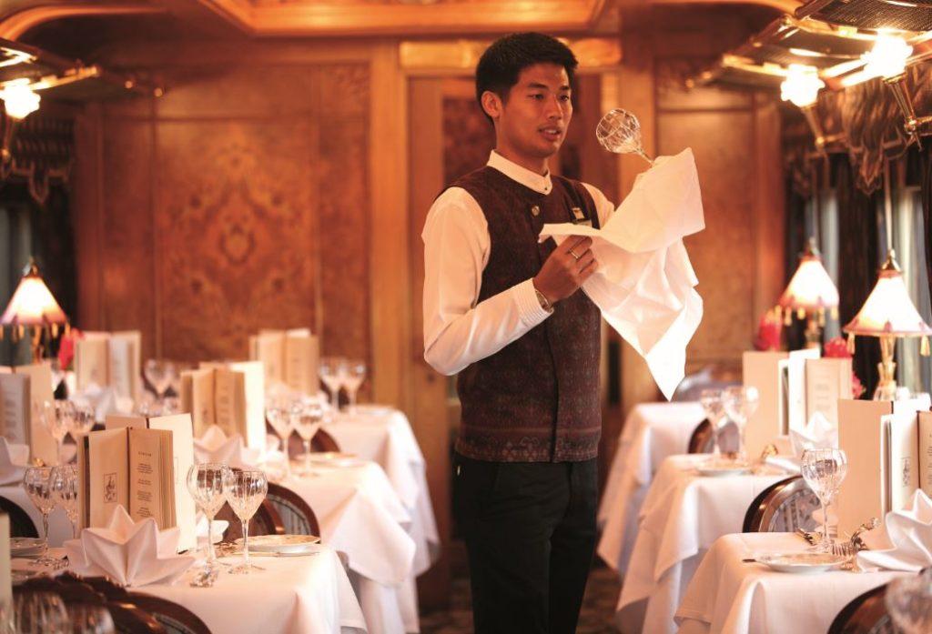 Belmond Orient Express - Restaurant