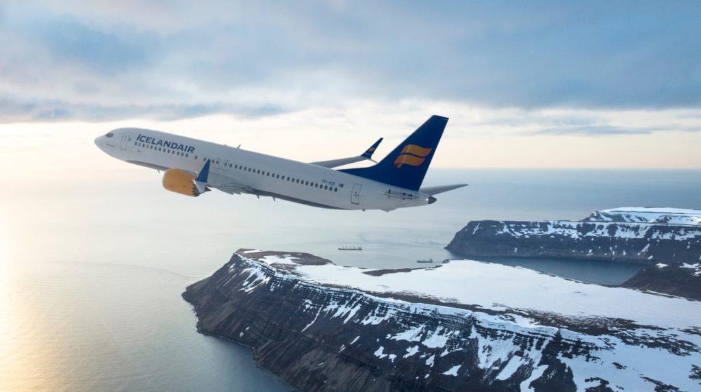 Icelandair Boeing 737 MAX (Billede: Icelandair)