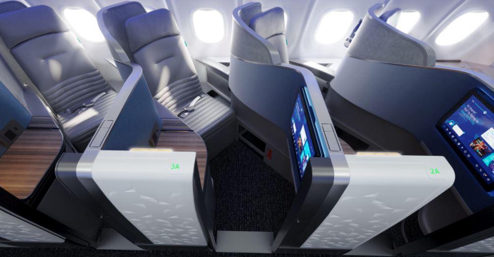 JetBlue - Mint Suite og Studio