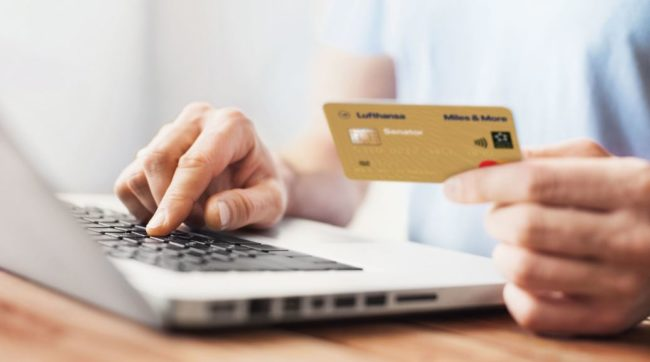 Lufthansa - Miles and More Credit Card