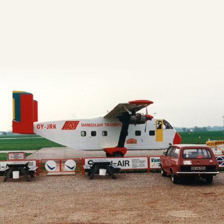 DAT - Short SC-7 Skyvan