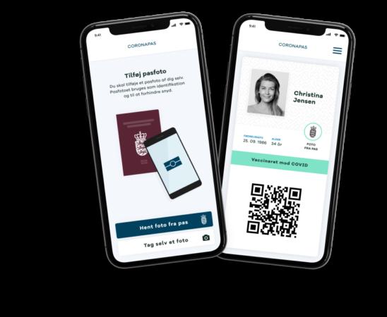 Netcompany Corona App