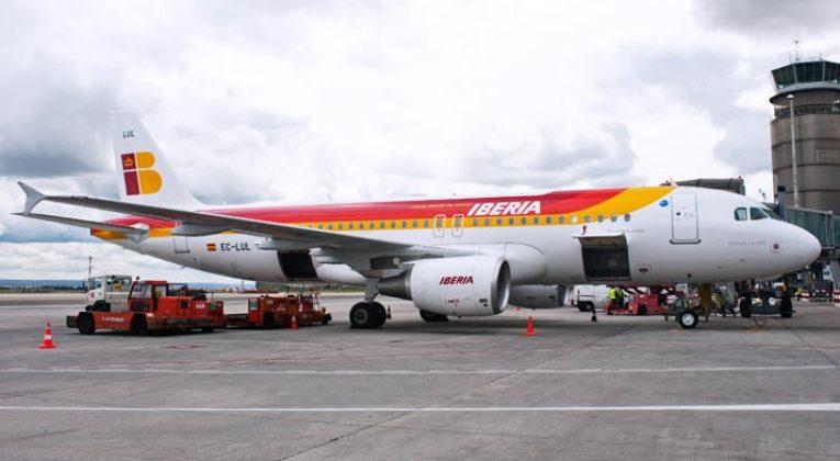 Iberia A320