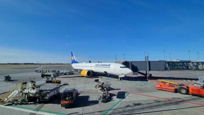 Icelandair - Boeing 737 MAX - Foto Christian Boed