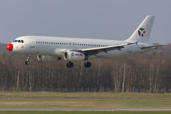 Airbus A320 - DAT