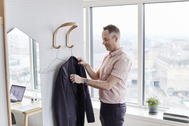 Business Mand på værelse - Comwell