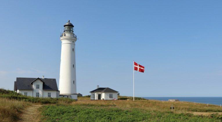 Danmark - Fyrtårn