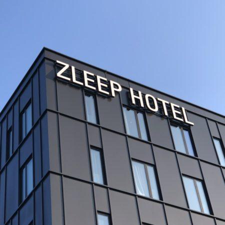 Zleep Hotels - facade Lyngby